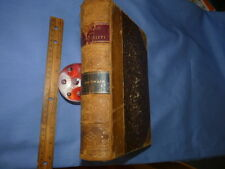 Life On The Mississippi By Mark Twain 1883 First Edition w/ M Twain in Flames