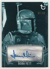Star Wars ESB Black /& White Iconic Characters Chase Card IC-11 Boba Fett