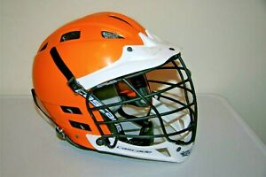 Cascade CPV Adult Lacrosse Helmet SPR Fit Gold Size XS - R Extra Small Sports