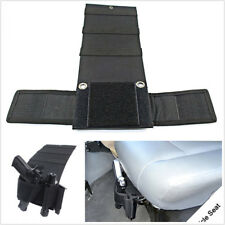 Universal Vehicle/ Office Seat Handgun Holster Under Mattress Bedside Gun Case