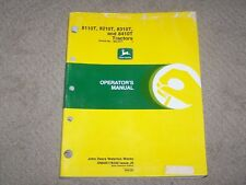 John Deere Used 8110T 8210T 8310T 8410T Tractor 902,001 Up Operators Manual B10