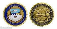 MARCH AIR FORCE BASE MQ-9 REAPER 163D RECONNAISSANCE WING  CHALLENGE COIN