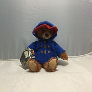 PADDINGTON BEAR Movie Plush Yottoy Please Look After This Tag Stuffed Toy Animal