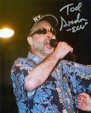 TOD GORDON ECW SIGNED AUTOGRAPH 8X10 PHOTO W/ COA