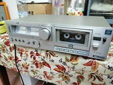 Stereo Cassette Deck JVC Modello KD A33E Vintage