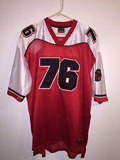Budweiser 76 Gametime Football Style Jersey Mens Xxl Guc