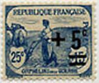 """FRANCE STAMP TIMBRE 165 """" ORPHELINS DE LA GUERRE,+5 C S 25+15 C """" NEUF x TB"""