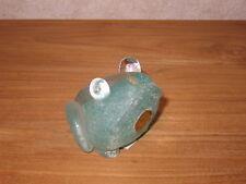 MURANO *NEW* Grenouille Vert L.8cm H.6cm Frog Green