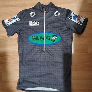 Castelli Sport Italia Bike Shirt Cycling Made in USA Size S