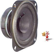 100mm 15W 8 Ohm Paper Twin Cone Speaker