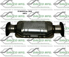 Catalytic Converter-Exact-Fit Rear Davico Exc CA 16071