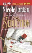 BUY 2 GET 1 FREE The Seduction by Nicole Jordan (2004, Paperback)