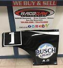 2021 Kevin Harvick Mobil 1 Busch Beer Nascar Race Used Sheetmetal Front Quarter