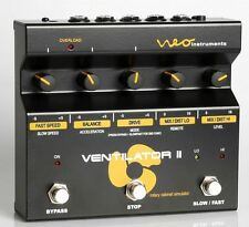 Neo Instruments Neo Ventilator Vent II 2 Rotary leslie guitar pedal new