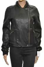 Topshop Leather Outer Shell Bomber Coats, Jackets & Waistcoats for Women