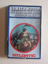 ATLANTIC HO SCALE - ARMATA ROSSA - RED ARMY - ARMEE ROUGE - 4054 - BUONO STATO!