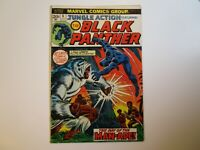 1973 JUNGLE ACTION # 5 BLACK PANTHER IN  FINE  CONDITION