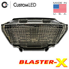 ZX-10R Blaster-X Integrated Tail Light Programmable Ultra-Bright ZX10 Kawasaki