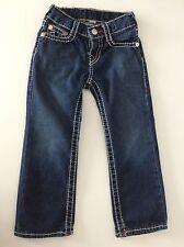 True Religion Boys Jeans, Size Age 4, Slim Fit, Denim, Vgc