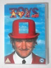Toys DVD Starring Robin Williams