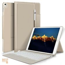 iPad Pro 10.5 Apple Protective Case Bluetooth Keyboard Smart Cover Bundle Gold
