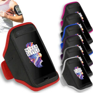 Premium Sport Armband For OnePlus 5 Workout Running Jogging Exercise Case Holder