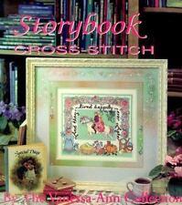 Storybook Cross-Stitch-ExLibrary