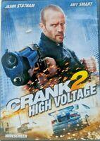 Crank 2: High Voltage- DVD, Widescreen, Free Shipping