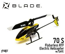 BLADE 70 S Flybarless Electric Helicopter RTF w/SAFE Technology BLH4200