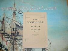 AMNU: Nederlands Noodgeld 1914-1918 + 1940-1495 E.A.