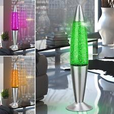 Luxus Mädchen Tisch Leuchte Jungen Kinder Zimmer Beleuchtung Glitter Effekt Deko