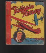 Tailspin Tommy by Hal Forrest 1935 Whitman Tarzan Ice Cream cup Premium