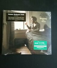 James Jackson Toth - Waiting in Vain CD - NEW SEALED DIGI PAK - Free S&H