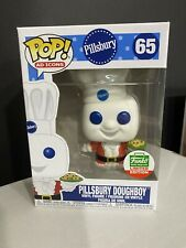 Funko Pop Ad Icons Pillsbury Dough Boy Holiday Funko Exclusive