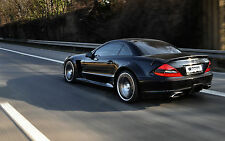 MERCEDES BENZ SL65 AMG BLACK SERIES EXHAUST TIPS R230 SL55 SL63 SL600 SL550 CL