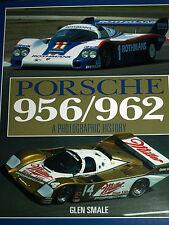 PORSCHE 956 962 GLEN SMALE LE MANS 24 NEWMAN JOEST RICHARD LLOYD IMSA 1988 1990