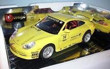 Bburago 1/18 Porsche GT3 Cup Deutsche Post Business Club Sondermodell OVP #1068