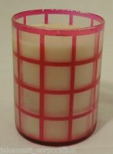 White Cherry Clossom Scented Candle Jar