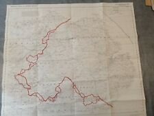 More details for **rare** northern ireland ordnance survey map first irish border boundary ulster