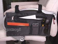 Armrest Storage Wallet pocket Case Purse Bag/Organizer WheelChair Scooter Walker