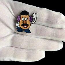 "Mr. Potato Head Metal/Enamel 1"" Costume Pin"