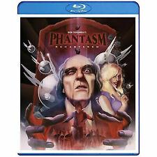 Phantasm Remastered Blu-ray DVD 2 Disc Combo