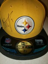 Ben Roethlisberger Signed Autographed Steelers official NFL hat brand new