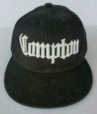 USED COMPTON Baseball Cap Hat One Size Snapback