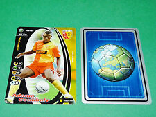 FOOTBALL CARD WIZARDS 2001-2002 ADAMA COULIBALY RC LENS RCL BOLLAERT PANINI