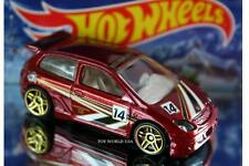 2014 Hot Wheels Holiday Hot Rods Christmas #5 Honda Civic