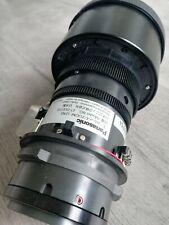 Panasonic ET-DLE150 Power Zoom Wide Angle DLP - PT Projector Lens 1.3-1.9:1