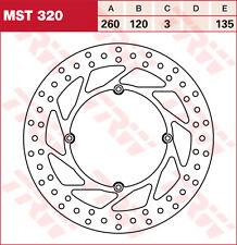 disque  frein avant TRW  MST 320   HUSQVARNA   CR SMS TE WR WRE TC TCX