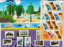 France - Souvenir sheets from 2004, cat. $ 42.00