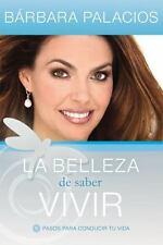 La belleza de saber vivir (Spanish Edition)-ExLibrary